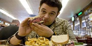 10 قانون مهم غذا خوردن  را فراموش نکنید!