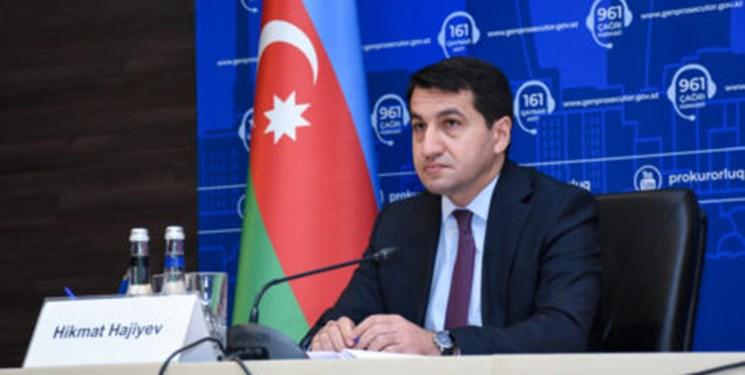 دستیار رئیس جمهور آذربایجان روابط باکو و تهران را دوستانه و مستحکم خواند