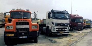 منع تردد خودروهای سنگین در محور سمنان- فیروزکوه