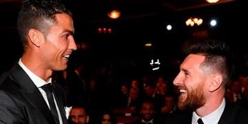 انتخاب لمپارد از میان مسی و رونالدو مشخص شد