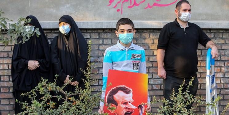 تواتر کمپینها در «فارس من»؛ مردم خواستار برخورد با توهین مقامات فرانسه به رسول مهربانیها هستند