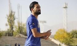 موسوی: دوست داشتم مقابل هواداران استقلال بازی کنم