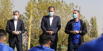 مددی: از مردم ایران عذرخواهی می کنم/خدا به داد فوتبالی برسد که آذری رئیس فدراسیونش شود