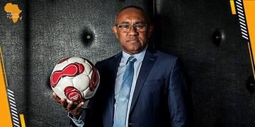 رئیس کنفدراسیون فوتبال آفریقا به کرونا مبتلا شد