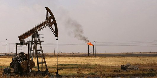طوفانهای پی در پی و کاهش تولید نفت و گاز آمریکا