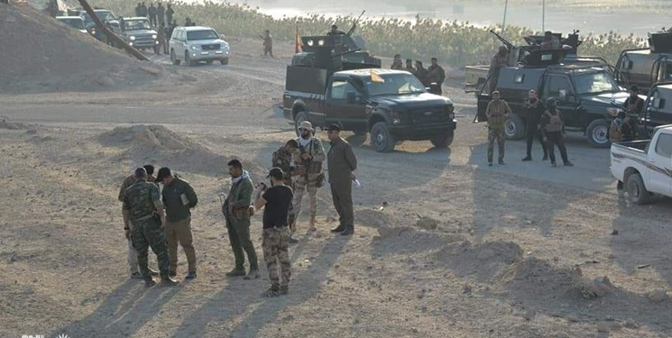وقوع انفجار با 2 کشته و آغاز عملیات الحشد الشعبی در الانبار