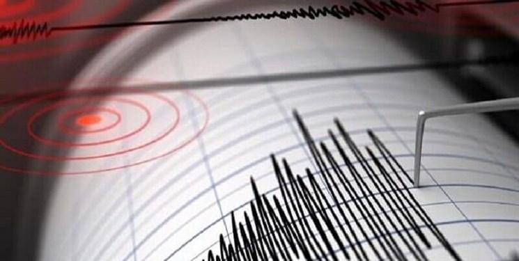 زمین لرزه ۳.۲ ریشتری در مرکز دشتستان