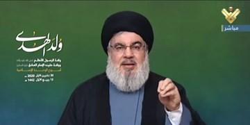 سید حسن نصرالله: غرب از حمایت تکفیری ها دست بردارد