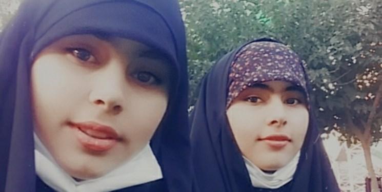 خواهران دوقلو در بخش کرونا چه میکردند؟/عروس خانم رفته کنار بیماران کرونایی