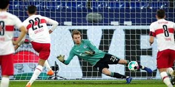 هفته دهم بوندس لیگا| پیروزی اشتوتگارت مقابل وردربرمن