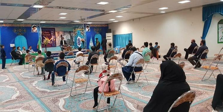 برگزاری جشنواره تلاوت های مجلسی در استان قم + عکس