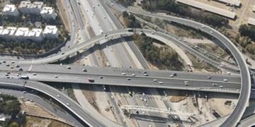 افتتاح پروژه پلهای شهدای حصارک با حضور وزیر ارتباطات