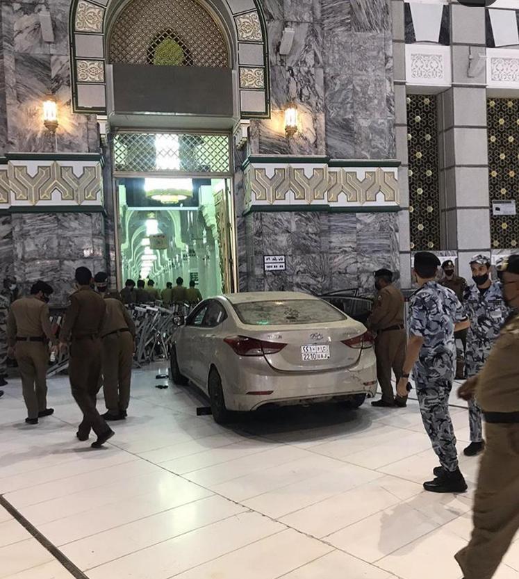 اولین حادثه در مسجدالحرام؛ 26 روز پس از بازگشایی + فیلم و عکس