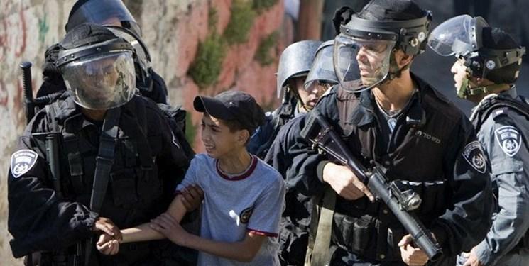 بازداشت بیش از ۴۰۰ کودک فلسطینی از ابتدای سال ۲۰۲۰