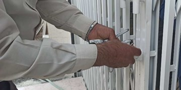 تشدید بازرسیهای کرونایی از ادارات و اصناف نجفآباد/ پلمب یک بانک و چند تالار