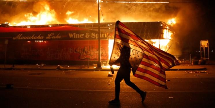 نظرسنجی| نگرانی ۷۵درصد آمریکاییها از خشونتهای انتخاباتی