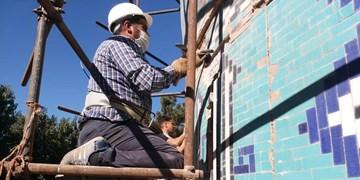 مسجد مس سر دلیجان با مرمتهای اصولی جانی دوباره میگیرد