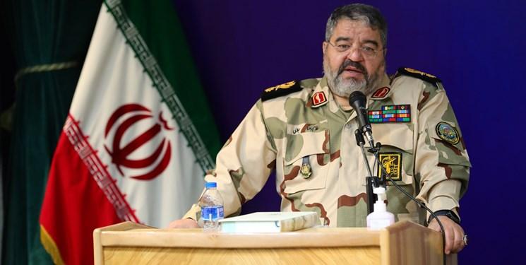 سردار جلالی: بسیج «رکن تابآوری ملی» و موتور محرک کشور در دستیابی به راهبرد ایران قوی است