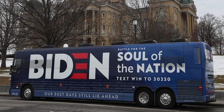 حمله به اتوبوس کمپین بایدن در تگزاس/ ترامپ: عاشق تگزاس هستم
