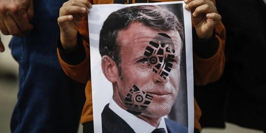 ادامه حمایتها از تحریم کالاهای فرانسوی در ترکیه و دیگر نقاط جهان اسلام