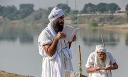فیلم|مراسم عید دهوا حنینا منداییان
