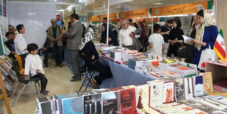 افتتاح نمایشگاه مشترک کتاب ایران و افغانستان با حضور ۸۰ ناشر