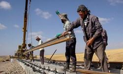 تکمیل ۳۰۰ کیلومتر از خطآهن چابهار-زاهدان تا پایان سال/ ساخت ۳ کیلومتر گالری ریلی در حاشیه ساحل