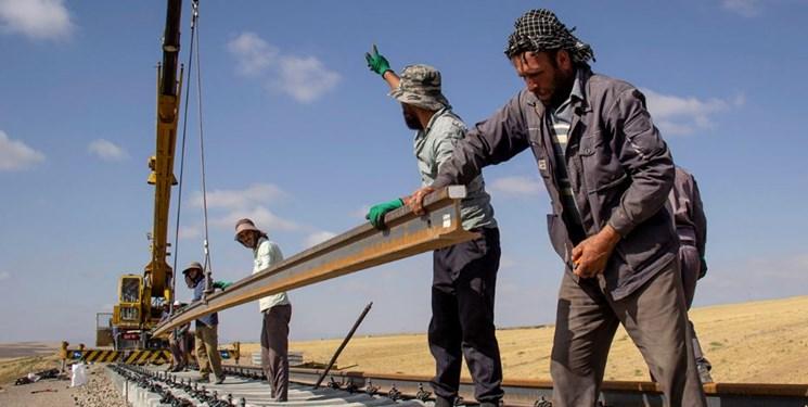 تصویب طرح احداث راهآهن شلمچه-بصره در هیات دولت عراق/زمین در شلمچه تحویل سرمایهگذار شد