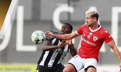 هفته ششم لیگ پرتغال| پیروزی سانتاکلارا در غیاب مغانلو