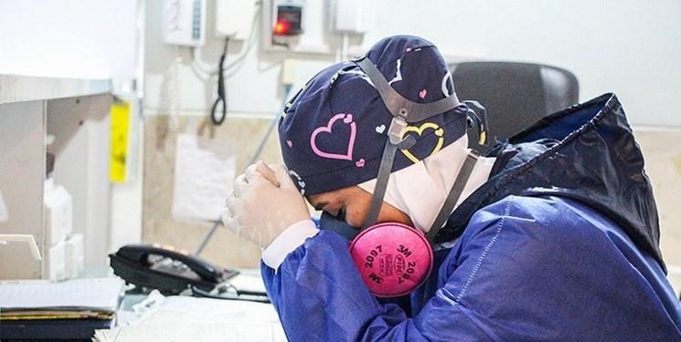 شناسایی ۸۹۳۲ بیمار مبتلا به کرونا در کشور/ مرگ غمانگیز ۴۲۲ هموطن