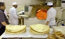 سهمیه آرد 39 نانوایی در زنجان قطع شد