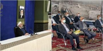 ظرفیت 75 هزار لیتر در ثانیه و تامین آب شرب با کیفیت برای تهران بزرگ