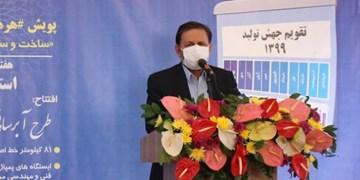 درخواست استاندار سمنان از وزیر نیرو/ گشایش در طرح انتقال آب دریای خزر