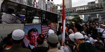 مردم اندونزی خواستار اخراج سفیر فرانسه شدند