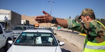اعمال محدودیت ترافیکی در استان فارس