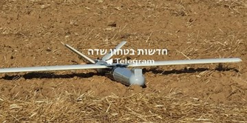 العربیه: اسرائیل یک پهپاد که از غزه ارسال شده بود را سرنگون کرد