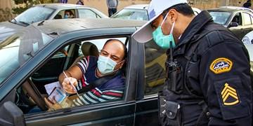 جریمه دو هزار خودرو در دوازدهم فروردین در خوزستان