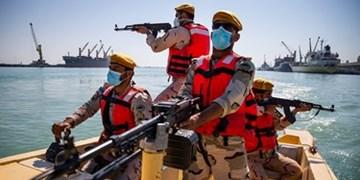توقیف محموله ۳۳۰ میلیارد تومانی قاچاق در آبهای شمالی خلیج فارس