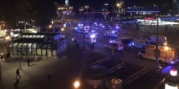 فیلم | تیراندازی نزدیک  یک «کنیسه» در مرکز وین