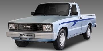 محبوب ترین خودروی کار گروه بهمن با امکانات جدید عرضه شد