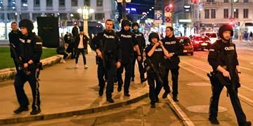کشته شدن ۲ نفر در حملات دوشنبه شب وین
