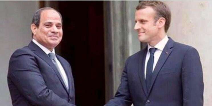 رئیسجمهور مصر به «ماکرون»؛ باید بین دین اسلام و تروریسم تفاوت قائل شد