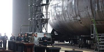 یونهاپ: کره شمالی دو زیردریایی با قابلیت شلیک موشک بالستیک میسازد