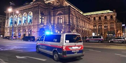 بیتوجهی مقامات اتریشی به هشدار درباره حمله تروریستی وین