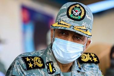 امیر سیدعبدالرحیم موسوی فرمانده ارتش جمهوری اسلامی ایران