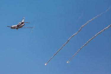 لحظه اثابت موشکها به اهداف از پیش تعیین شده