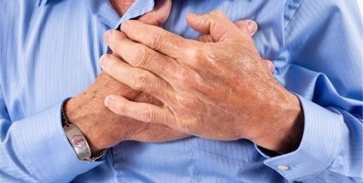 درد «قفسه سینه نشانه» چیست؟