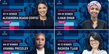 4 چهره شناخته شده ضد ترامپ، در کنگره آمریکا ابقا شدند