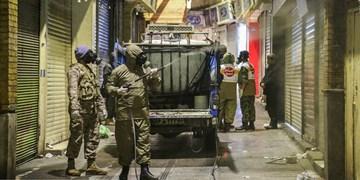 فعالیت مجدد گروههای جهادی در بوشهر با محوریت بسیج سازندگی برای مقابله با کرونا