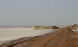 مسیر دریاچه نمک به ۴۵۰ میلیارد تومان اعتبار نیاز دارد